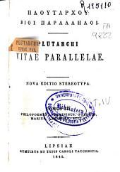 Plutarchi vitae parallelae: Philopoemen ;Flaminius ; Pyrrhus ; Marius ; Lysander ; Sulla, Volume 4