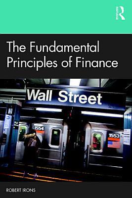 The Fundamental Principles of Finance