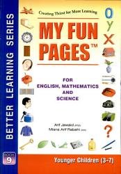 My Fun Pages Book 9 Book PDF