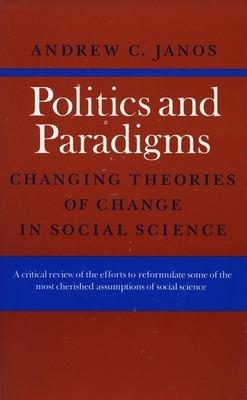 Politics and Paradigms PDF