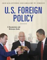 U S  Foreign Policy PDF