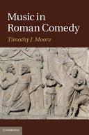 Music in Roman Comedy