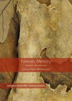 Forensic Memory PDF