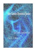 Albert Einstein's Hypothetical Question (Albert Einstein Hypothetische Frage)