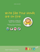 Write Like Your Hands Are on Fire PDF