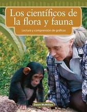 Los científicos de la flora y fauna (Wildlife Scientists): Lectura y comprensión de gráficas