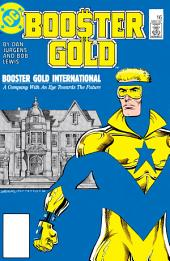 Booster Gold (1985-) #16
