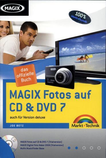 MAGIX Fotos auf CD und DVD 7 0 PDF