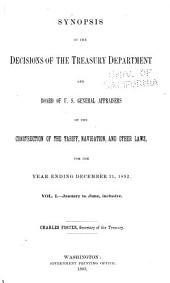 Treasury Decisions Under Customs and Other Laws: Volume 26
