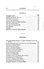 Financial Catechism and History of the Financial Legislation of the United States from 1862-1896
