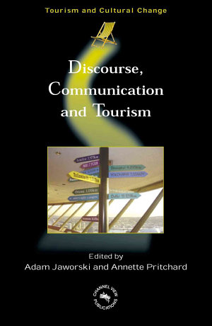 Discourse  Communication  and Tourism