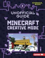 The Unofficial Guide to Minecraft Creative Mode PDF