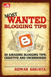 Most Wanted Blogging Tip - Reloaded