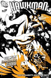 Hawkman (2002-) #47