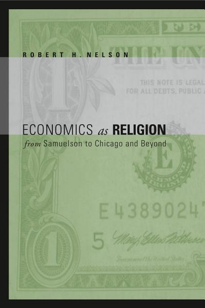 Economics as Religion Pdf Book