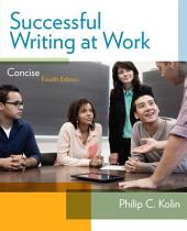 Successful Writing at Work: Concise Edition: Edition 4