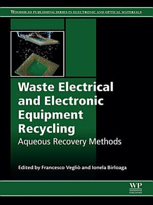 Waste Electrical and Electronic Equipment Recycling