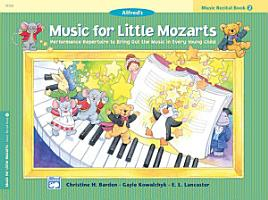 Music for Little Mozarts  Music Recital Book 2 PDF