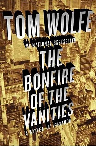 The Bonfire of the Vanities Pdf Book