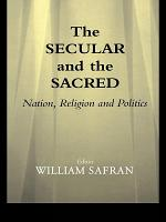 The Secular and the Sacred PDF