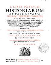 T. Livii Patavini Historiarum ab urbe condita libri, qui supersunt, omnes, cum notis integris Laur. Vallae, M. Ant. Sabellici [e.a.]; excerptis Petr. Nannii, Justi Lipsii [e.a.]. Curante Arn. Drakenborch, qui & suas adnotationes adjecit. Accedunt Supplementa deperditorum T. Livii librorum a Joh. Freinshemio concinnata: Volume 2