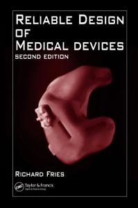 Reliable Design of Medical Devices