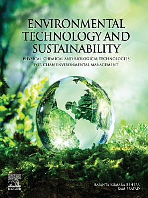 Environmental Technology and Sustainability