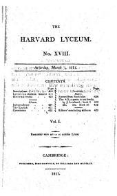 The Harvard Lyceum ...