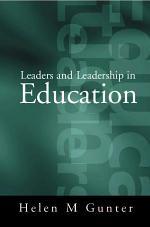 Leaders and Leadership in Education