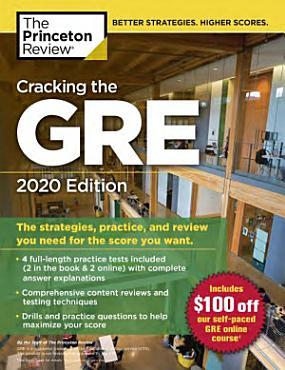 Cracking the GRE PDF