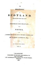 The History of Scotland: Volume 2