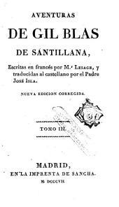 Aventuras de Gil Blas de Santillana, 3-4