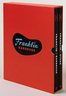 The Franklin Barbecue Collection  Special Edition  Two Book Boxed Set
