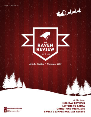 Winter Edition   The Raven Review