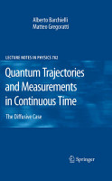 Quantum Trajectories and Measurements in Continuous Time PDF
