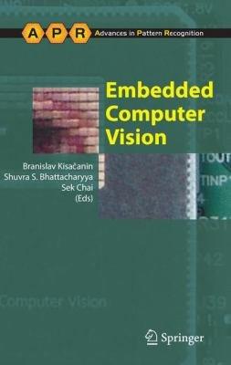 Embedded Computer Vision PDF