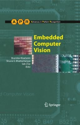 Embedded Computer Vision PDF