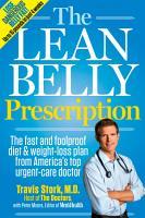 The Lean Belly Prescription PDF