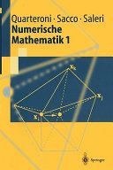 Numerische Mathematik 1 PDF