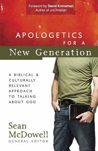 Apologetics for a New Generation Book