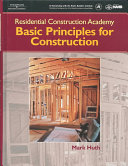 Residential Construction Academy PDF