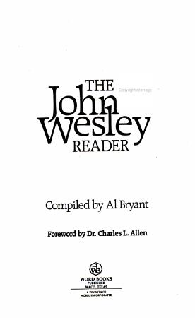 The John Wesley Reader PDF