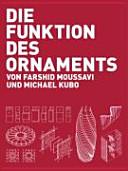 Die Funktion des Ornaments PDF