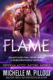 Flame: Galaxy Alien Mail Order Brides #2