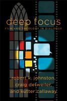 Deep Focus  Engaging Culture  PDF