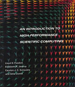 An Introduction to High performance Scientific Computing PDF