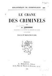 Le crâne des criminels