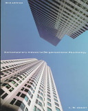 Contemporary Industrial organizational Psychology Book
