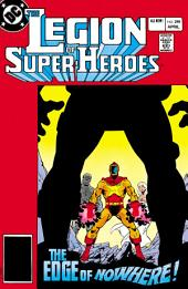 The Legion of Super-Heroes (1980-) #298