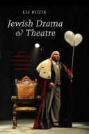 Jewish Drama   Theatre PDF